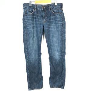 silver Men garner jeans 34x32 Blue Straight